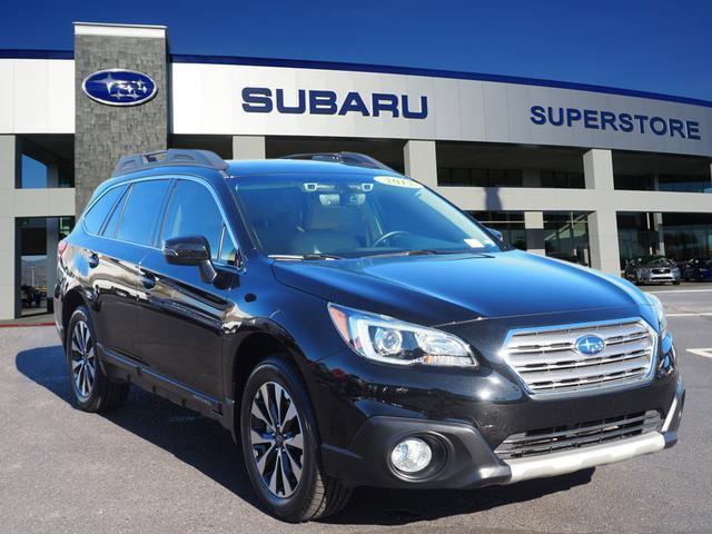 2017 Subaru Outback 3.6R Limited image