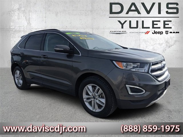 2015 Ford Edge AWD SEL image
