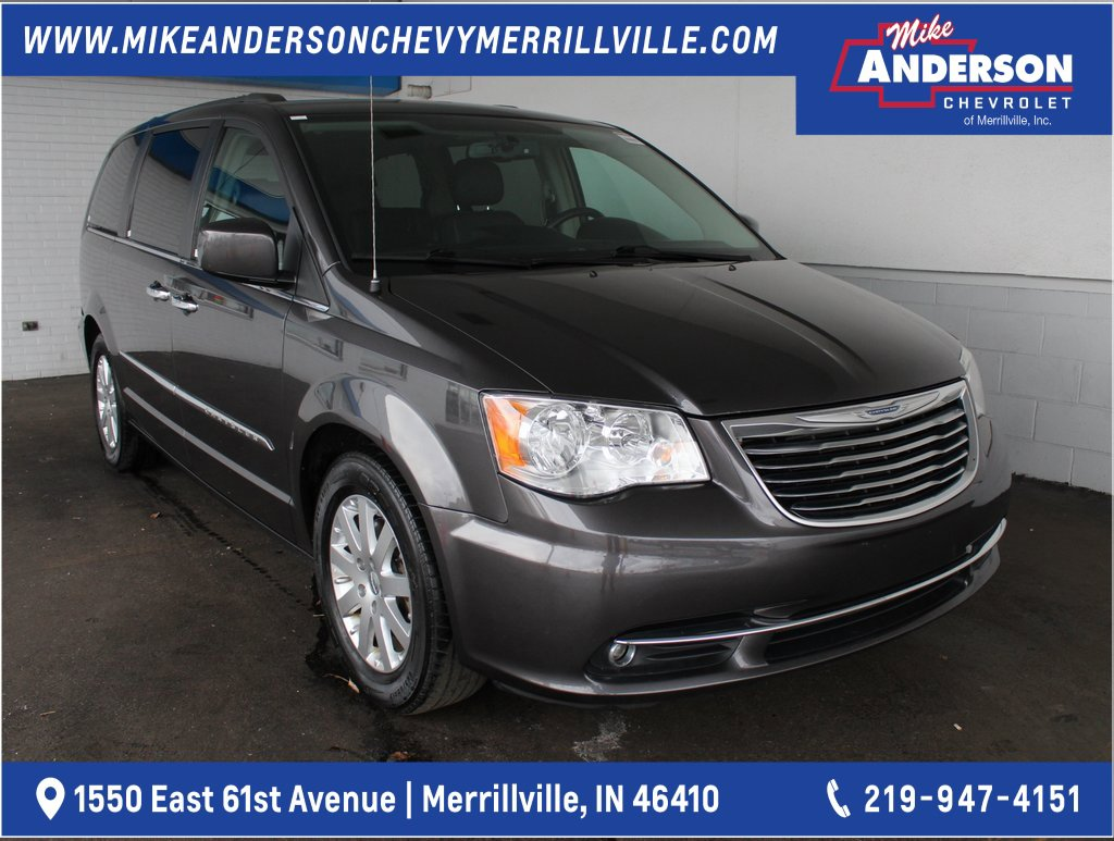 Chrysler Town & Country Under 500 Dollars Down