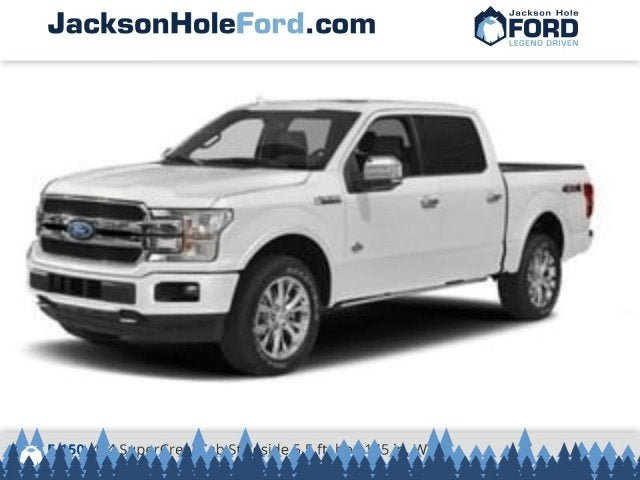 2018 Ford F150 4x4 SuperCrew image