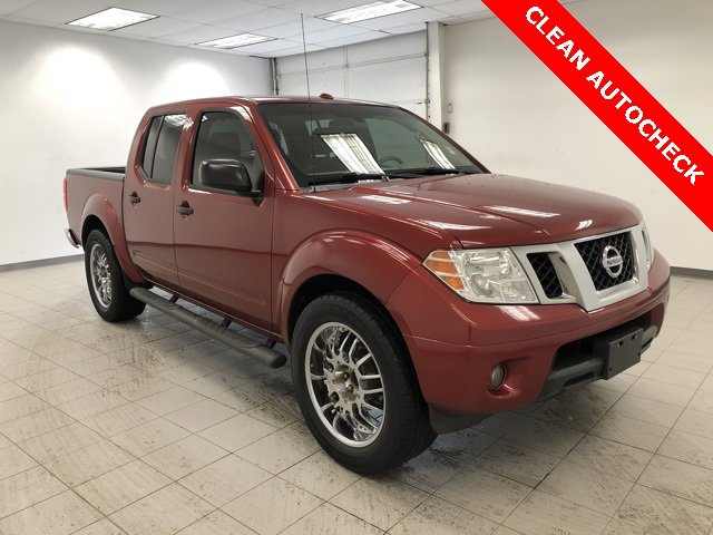 2013 Nissan Frontier SV image