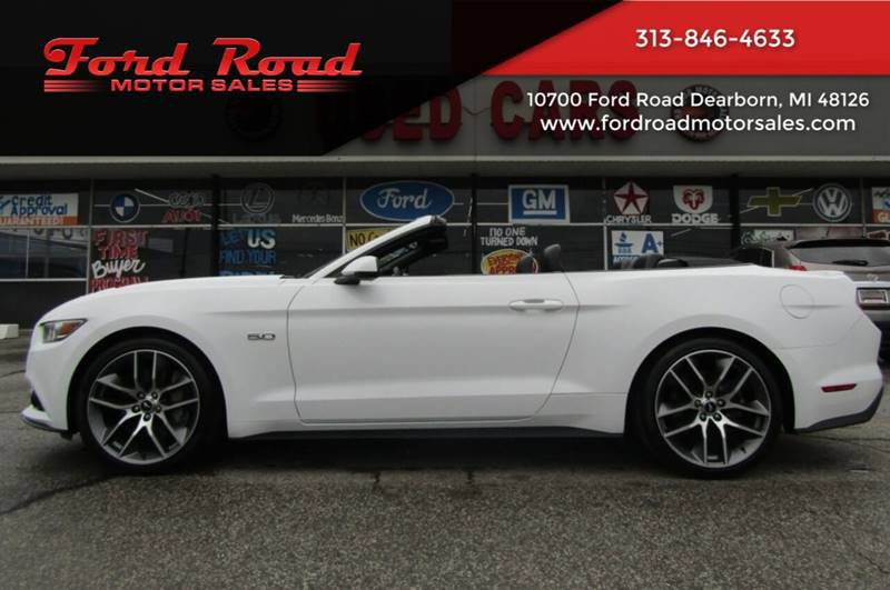 2015 Ford Mustang GT Premium Convertible image