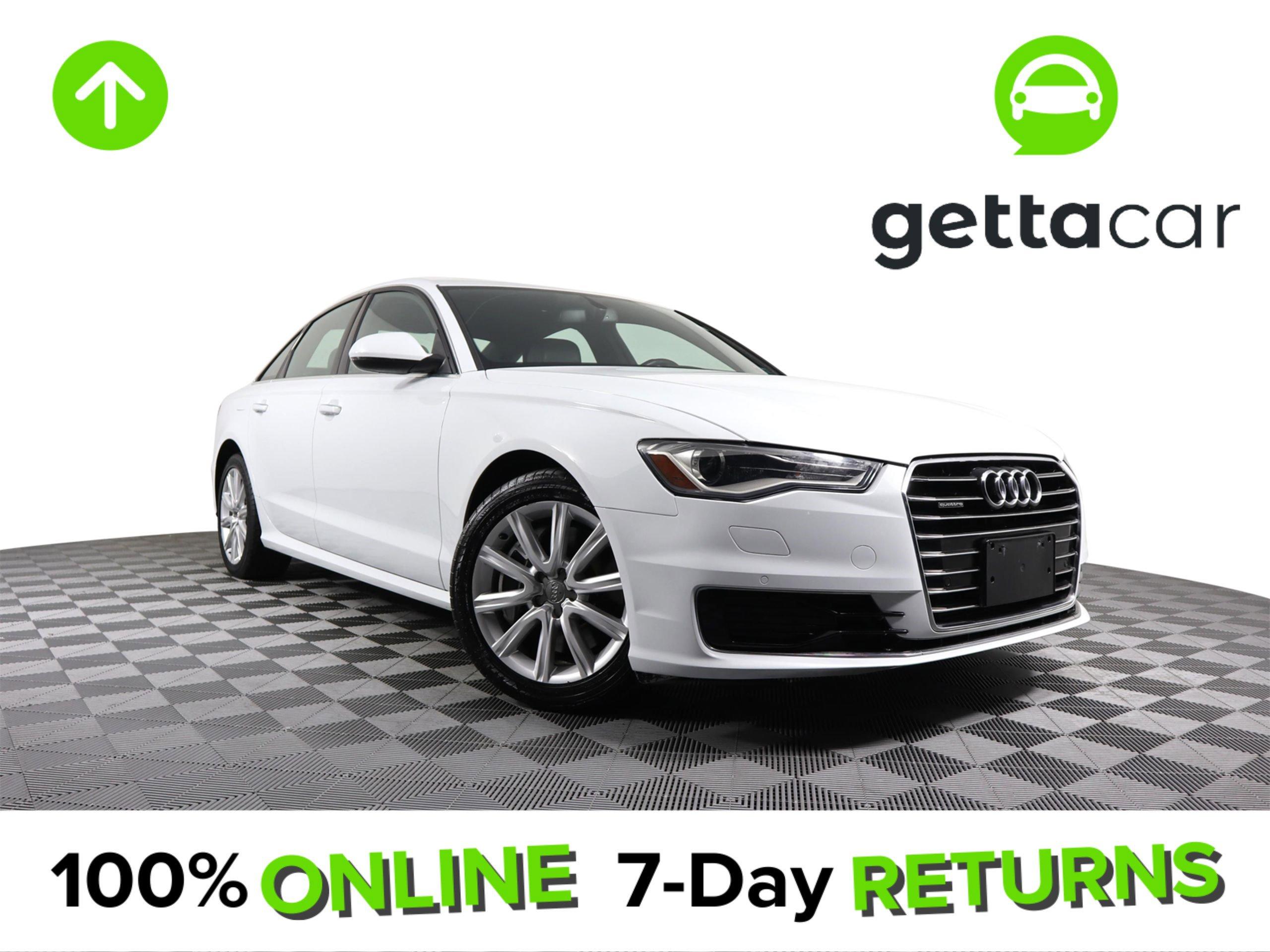 Audi A6 Under 500 Dollars Down