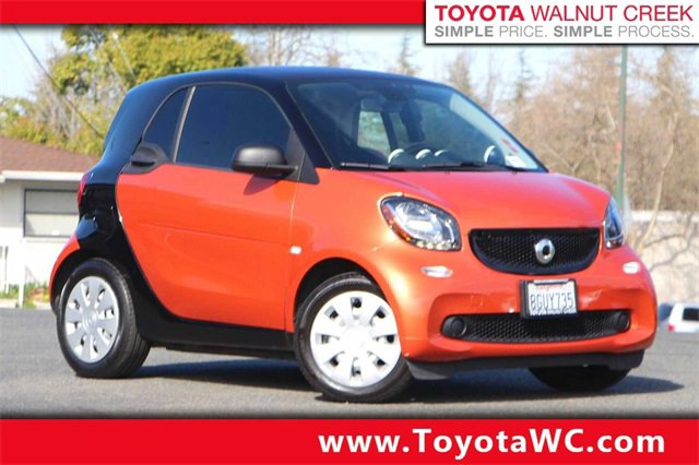 2016 smart fortwo pure Coupe image