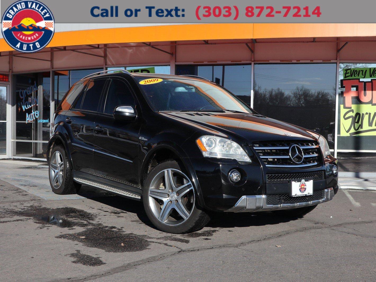 2009 Mercedes-Benz ML 63 AMG 4MATIC image