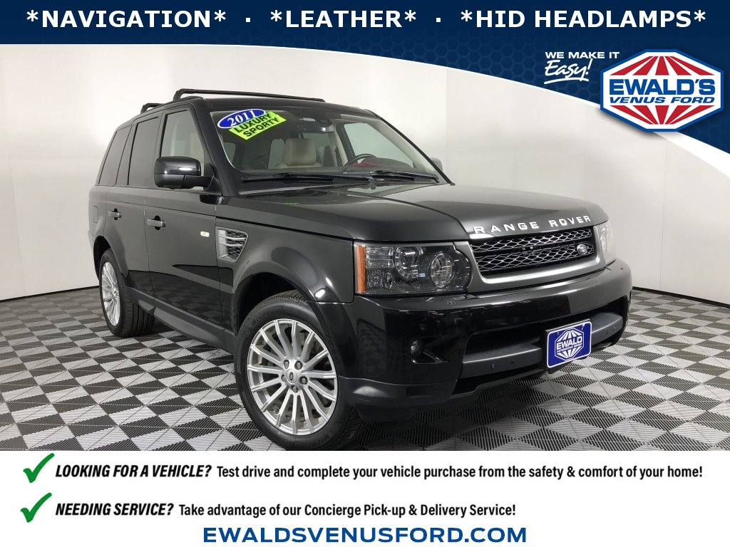 2011 Land Rover Range Rover Sport HSE LUX image