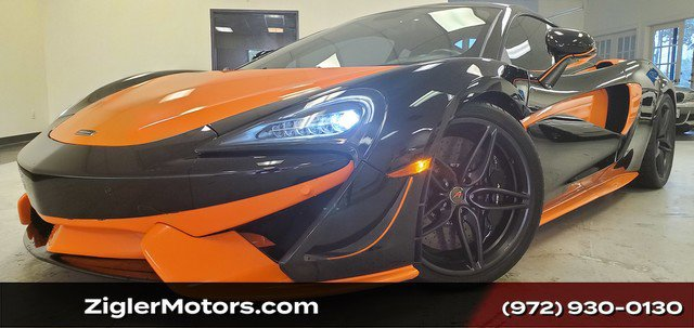 2016 McLaren 570S Coupe image