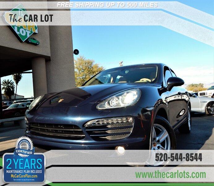 2014 Porsche Cayenne  image