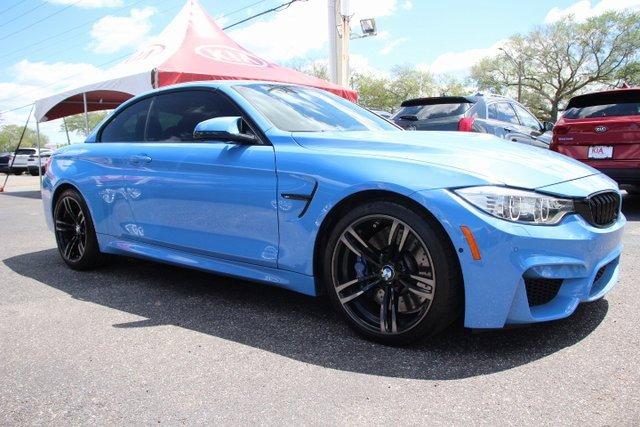 2015 BMW M4 Convertible image