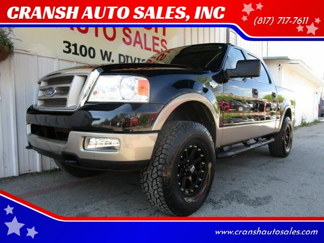 2005 Ford F150 4x4 SuperCrew King Ranch image