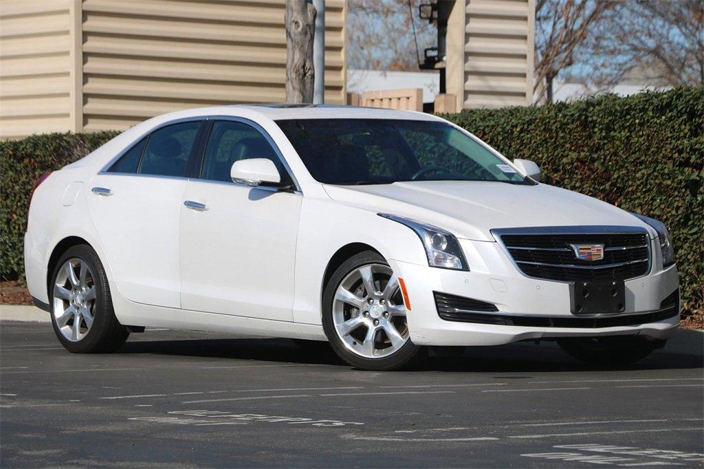 2016 Cadillac ATS 3.6 Luxury Sedan image