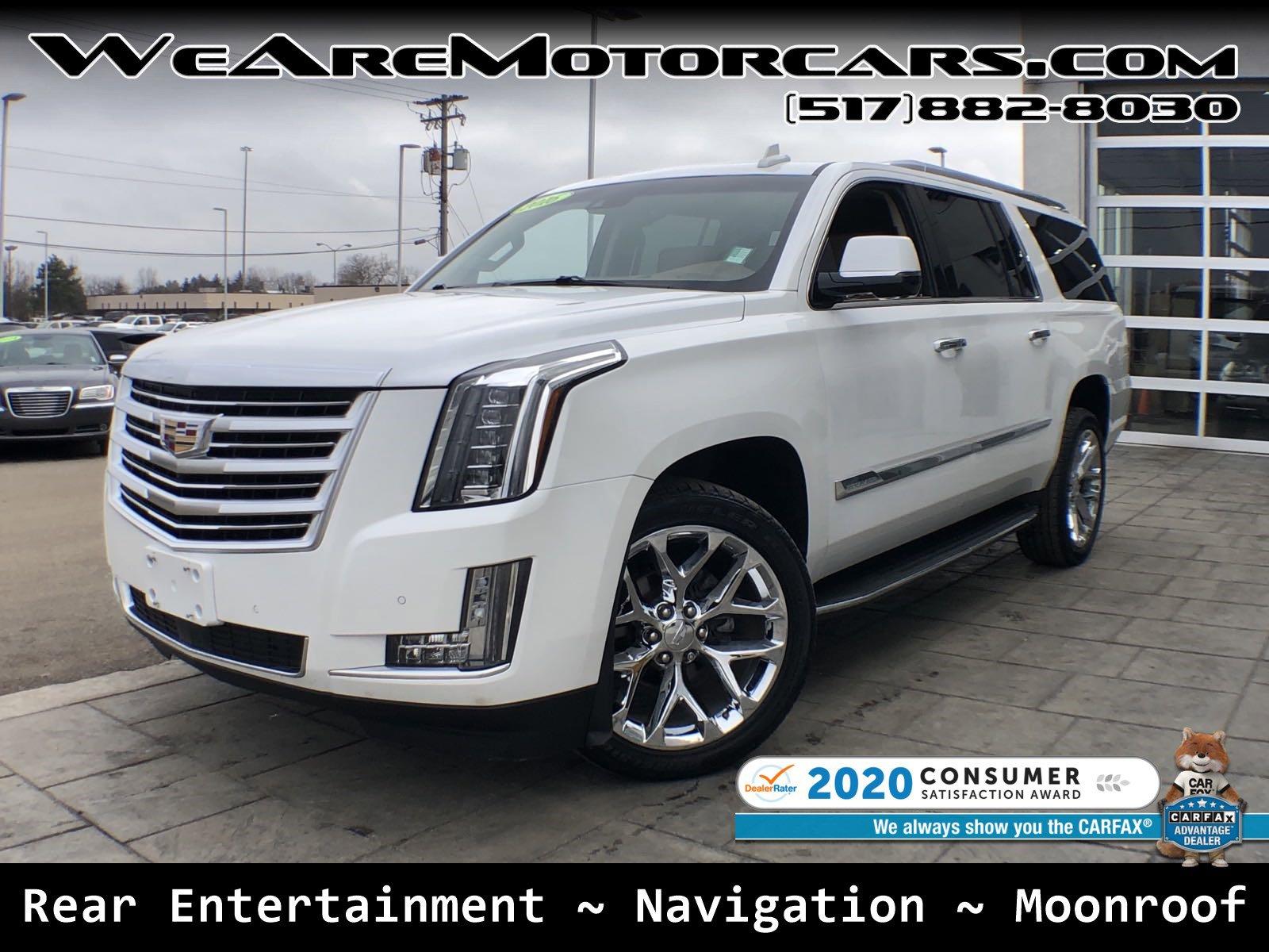 2016 Cadillac Escalade ESV Platinum image