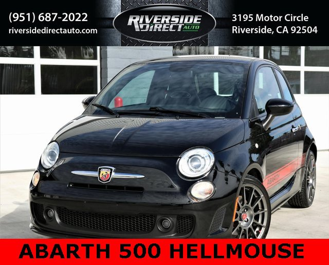 2013 FIAT 500 Abarth Hatchback image