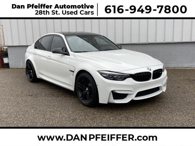 2018 BMW M3  image
