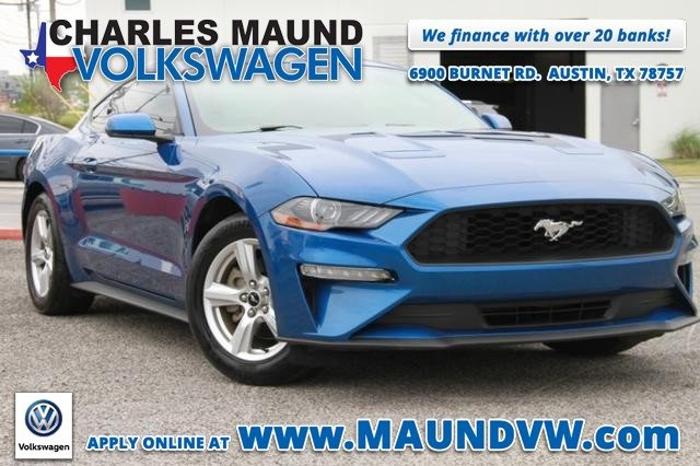 2018 Ford Mustang Coupe image
