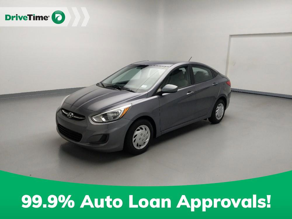 Hyundai Accent Under 500 Dollars Down