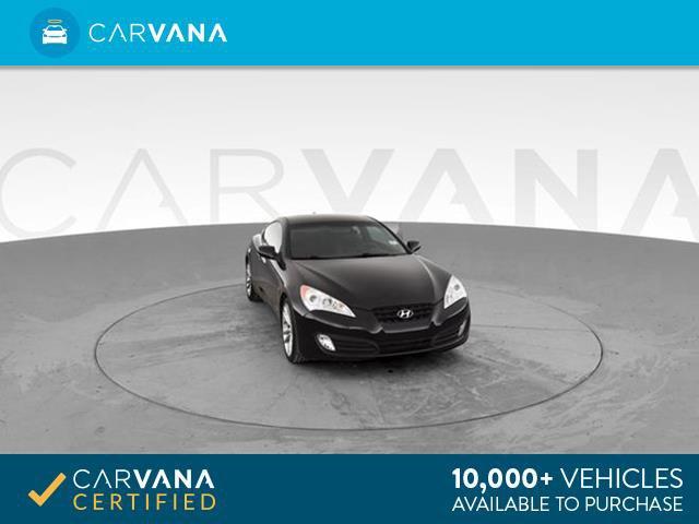 2011 Hyundai Genesis Coupe 3.8 image