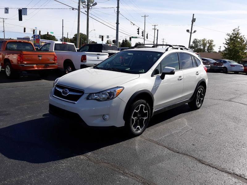 2015 Subaru Crosstrek 2.0i Limited image