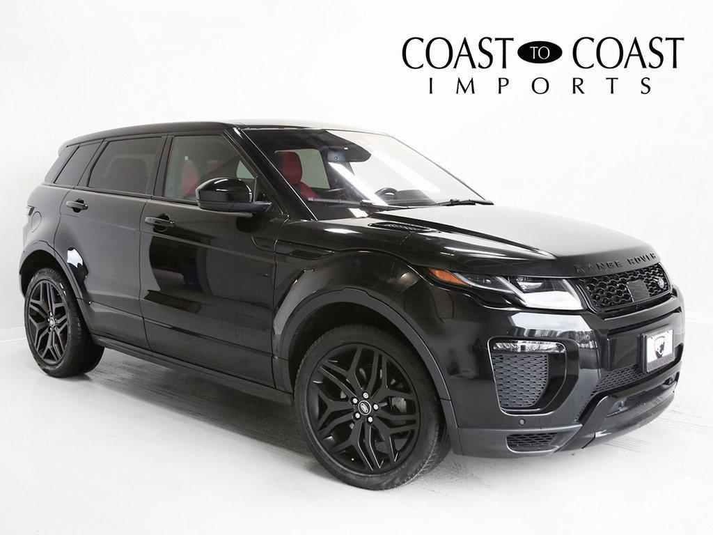 2017 Land Rover Range Rover Evoque HSE Dynamic 4-Door image