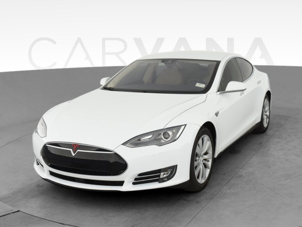 2015 Tesla Model S AWD image
