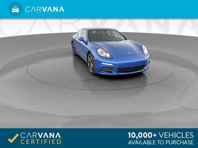 2016 Porsche Panamera  image