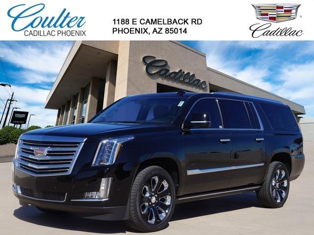 2019 Cadillac Escalade ESV 4WD Platinum image