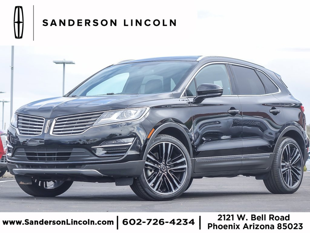 2017 Lincoln MKC AWD Black Label image