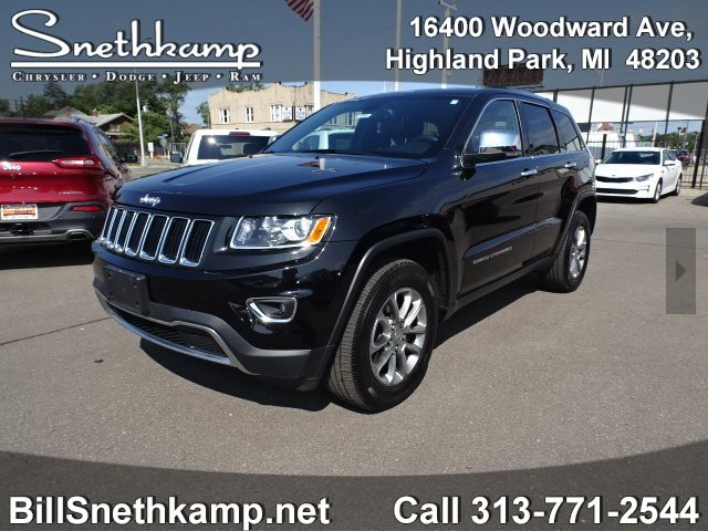 2016 Jeep Grand Cherokee Limited image