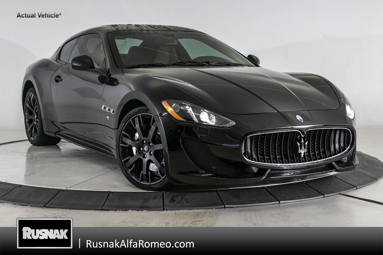 2017 Maserati GranTurismo Sport image