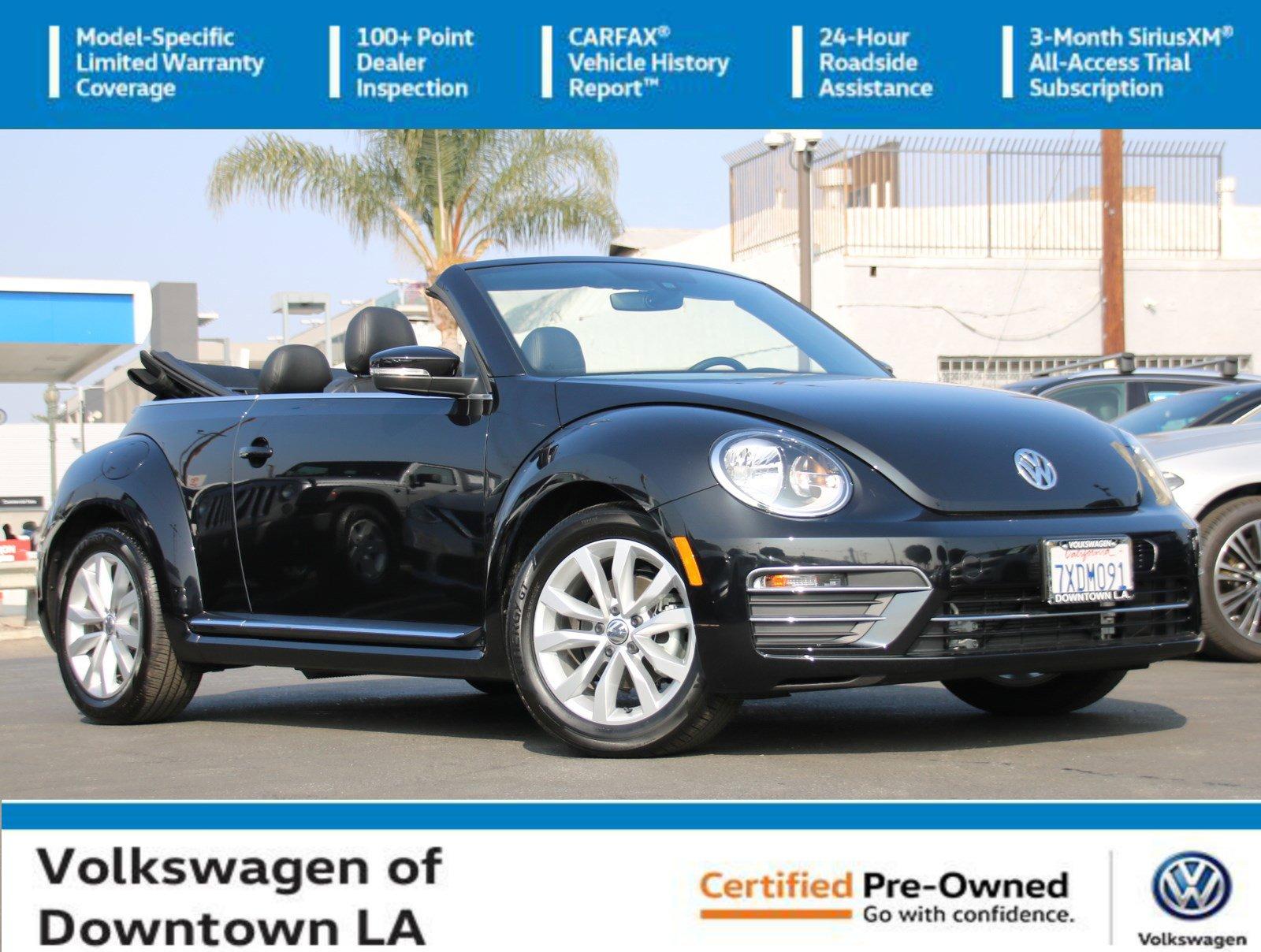 2017 Volkswagen Beetle 1.8T Convertible image