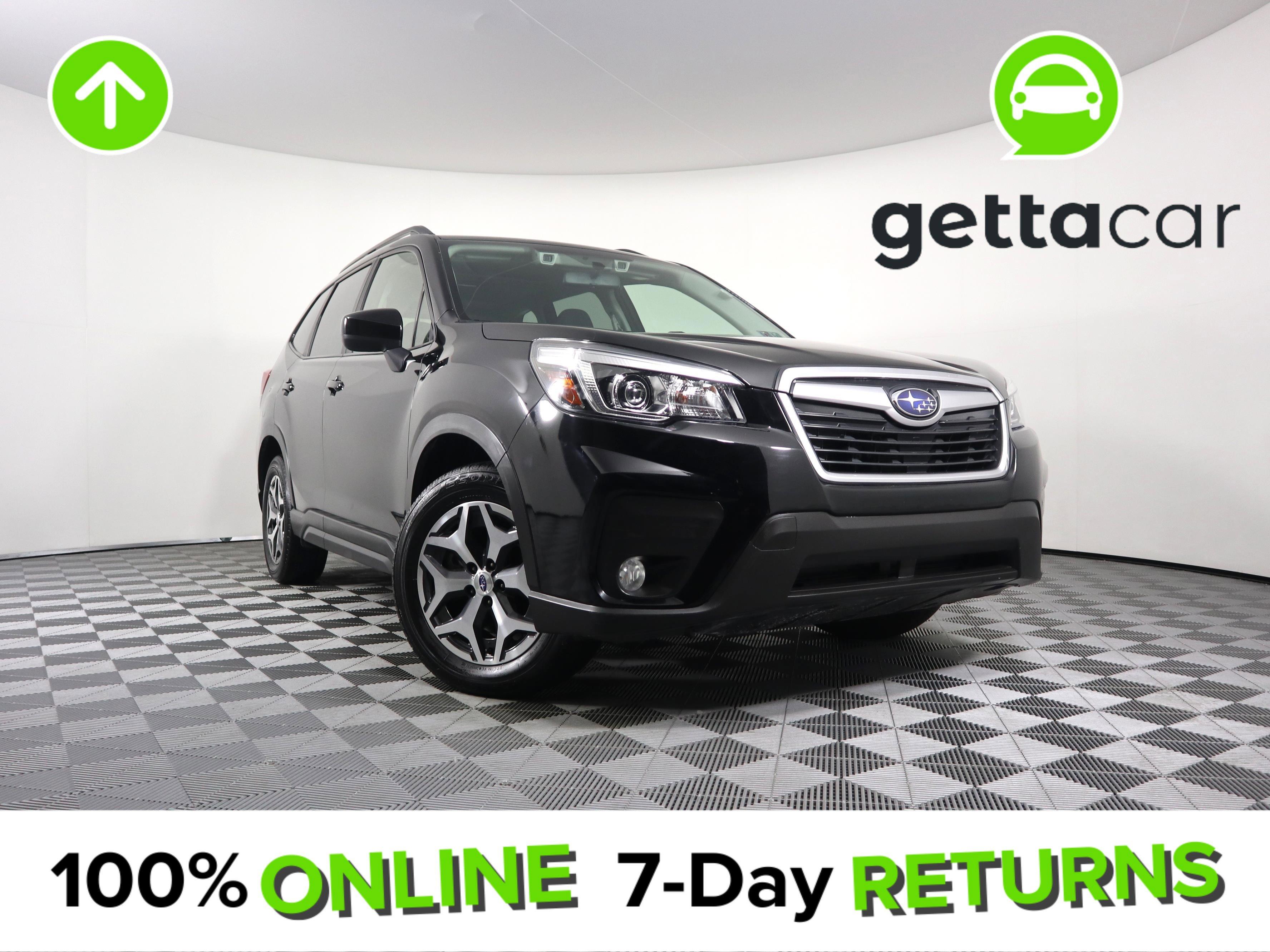 2019 Subaru Forester Premium image
