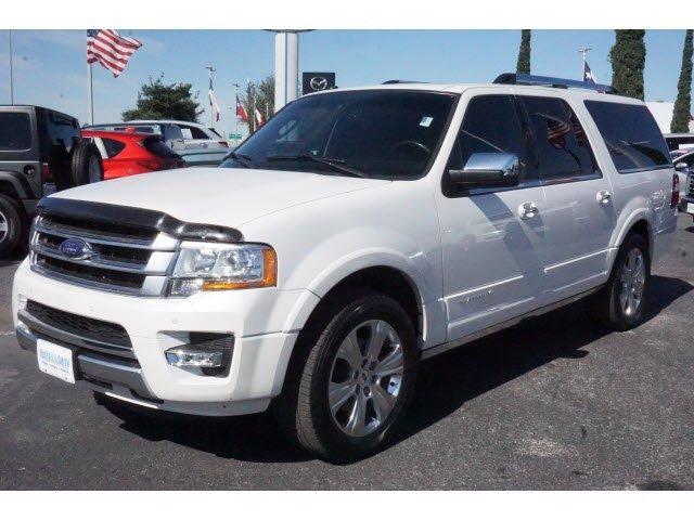 2016 Ford Expedition EL 2WD Platinum image
