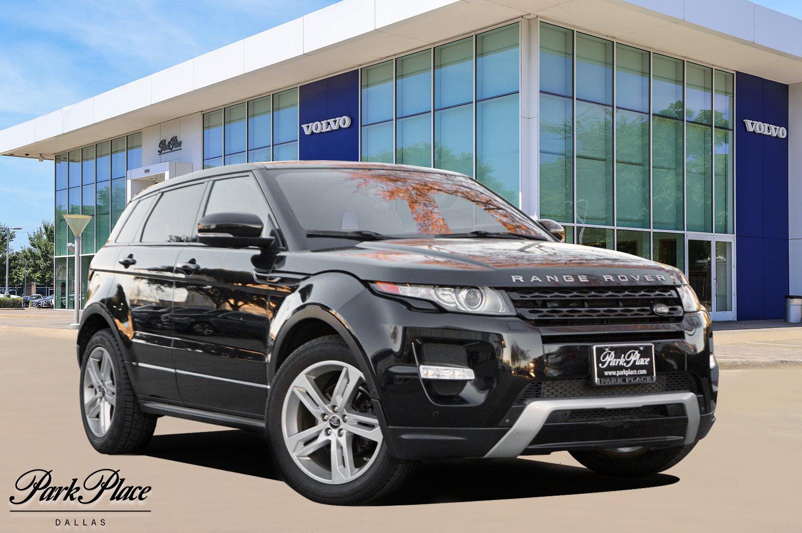 2013 Land Rover Range Rover Evoque Dynamic 4-Door image