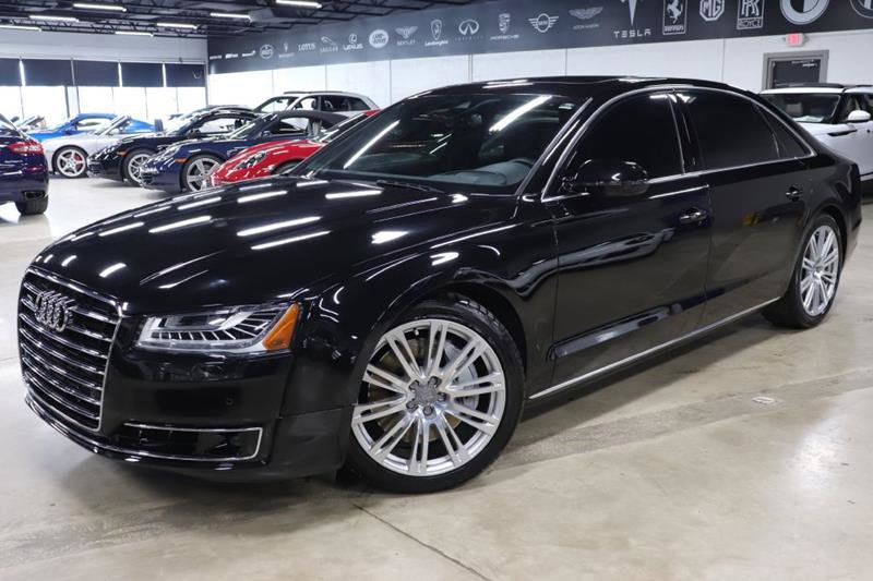 2016 Audi A8 L 3.0T w/ EXECUTIVE PACKAGE image
