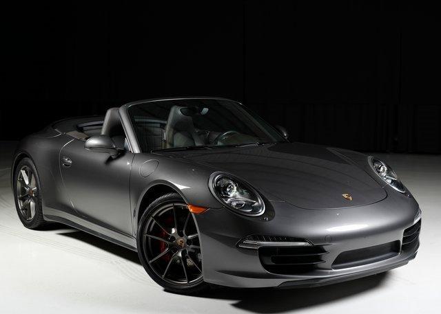 2013 Porsche 911 Carrera 4S image