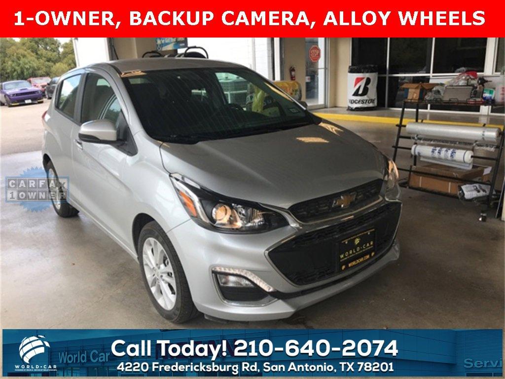 2019 Chevrolet Spark LT w/ 1LT image