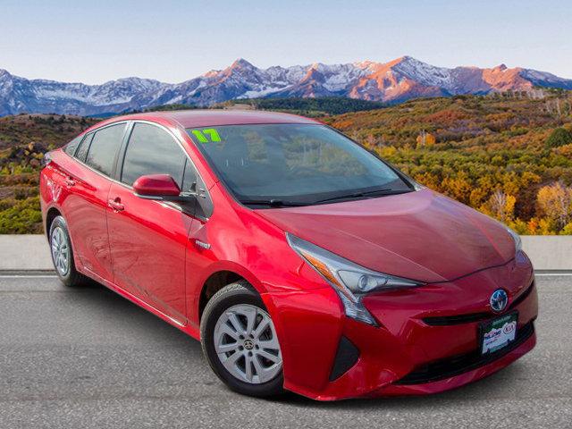 2017 Toyota Prius  image