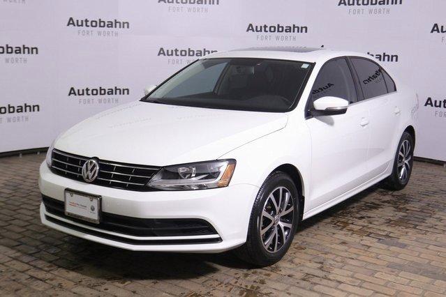 2018 Volkswagen Jetta SE image