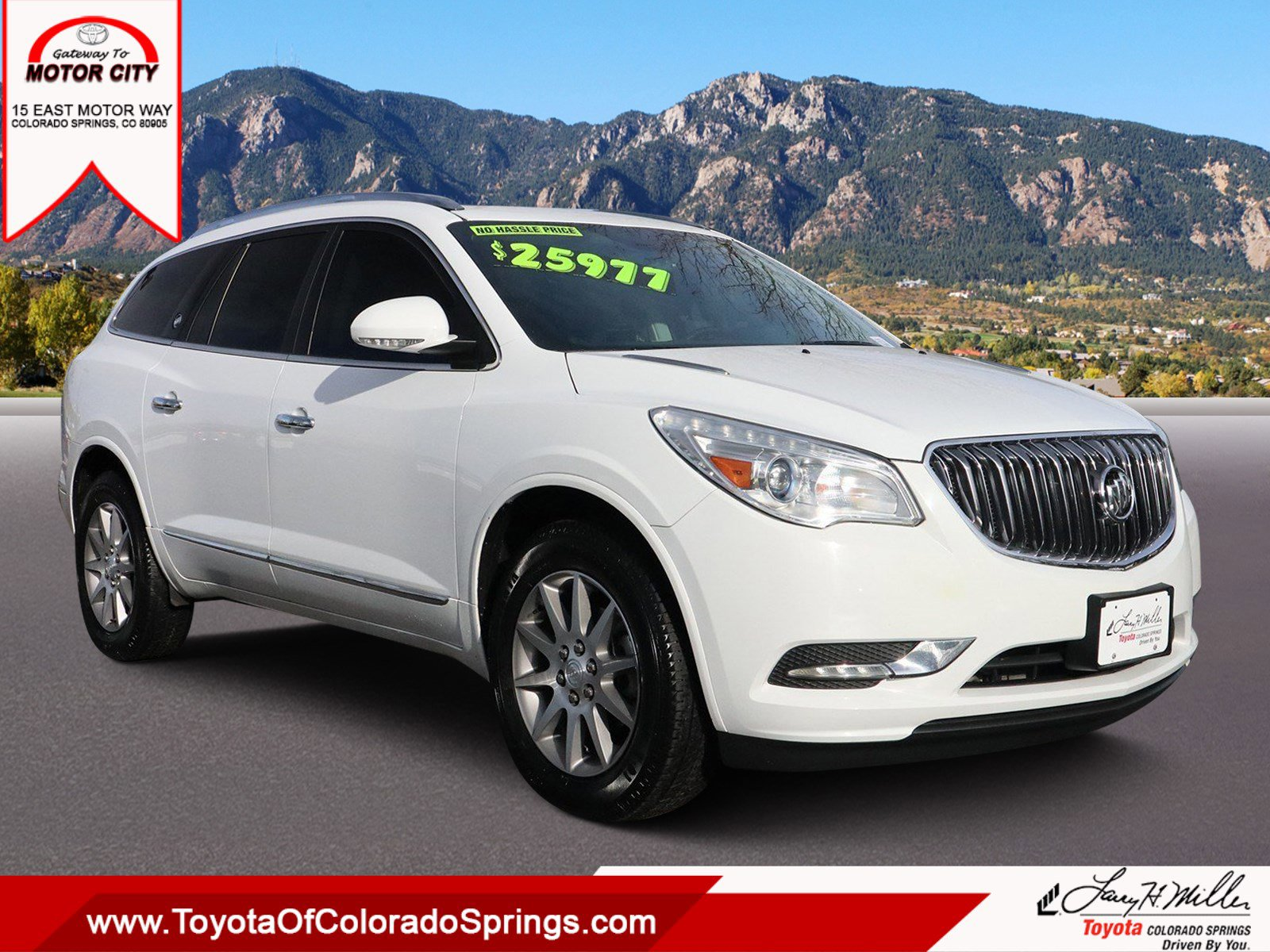 2017 Buick Enclave AWD Leather image