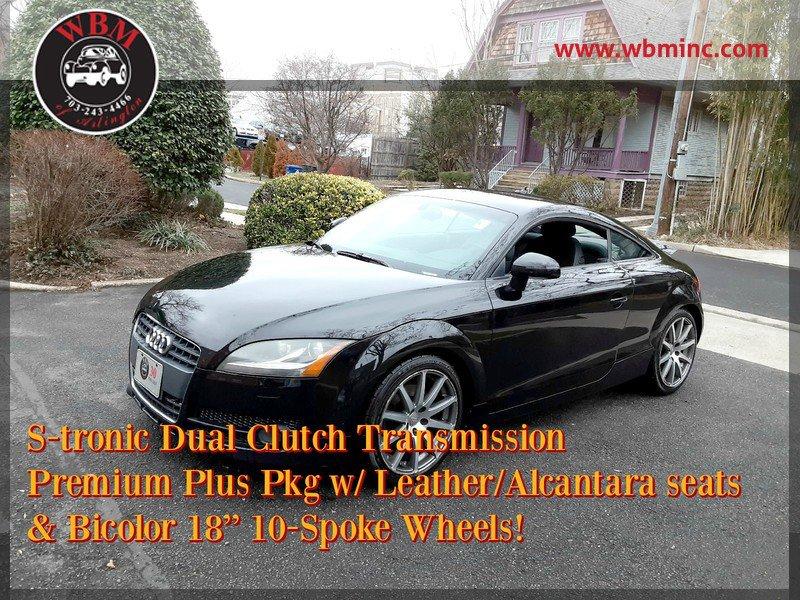 2010 Audi TT 2.0T Premium Plus quattro Cpe image
