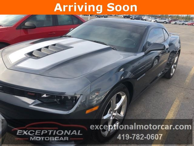 2014 Chevrolet Camaro SS Coupe w/ RS PACKAGE image