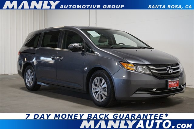 2017 Honda Odyssey EX-L image