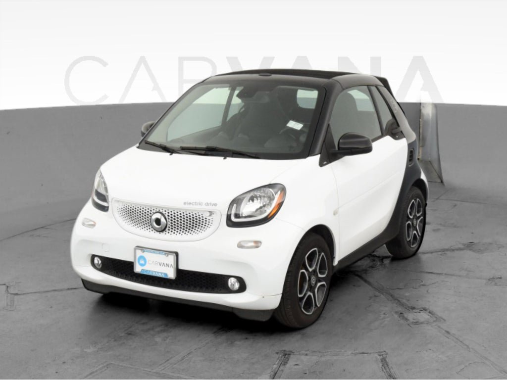 2018 smart fortwo electric drive Cabriolet image