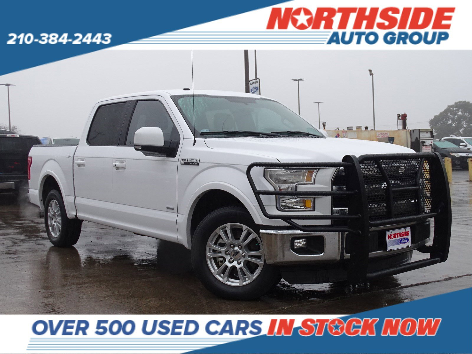 2016 Ford F150 Lariat image