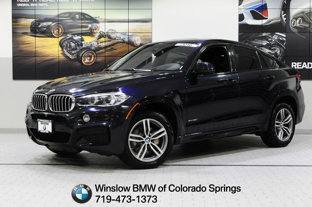 2016 BMW X6 xDrive50i image