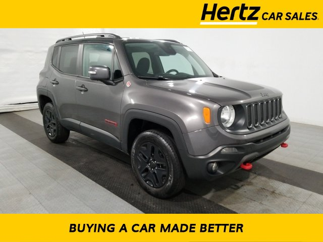 2018 Jeep Renegade 4WD Trailhawk image