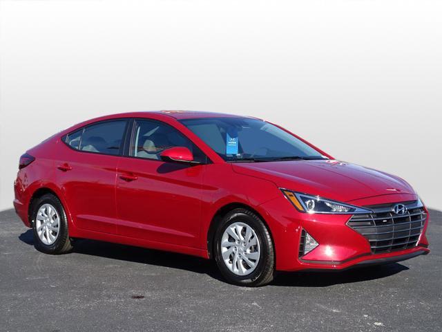 2020 Hyundai Elantra SE Sedan image