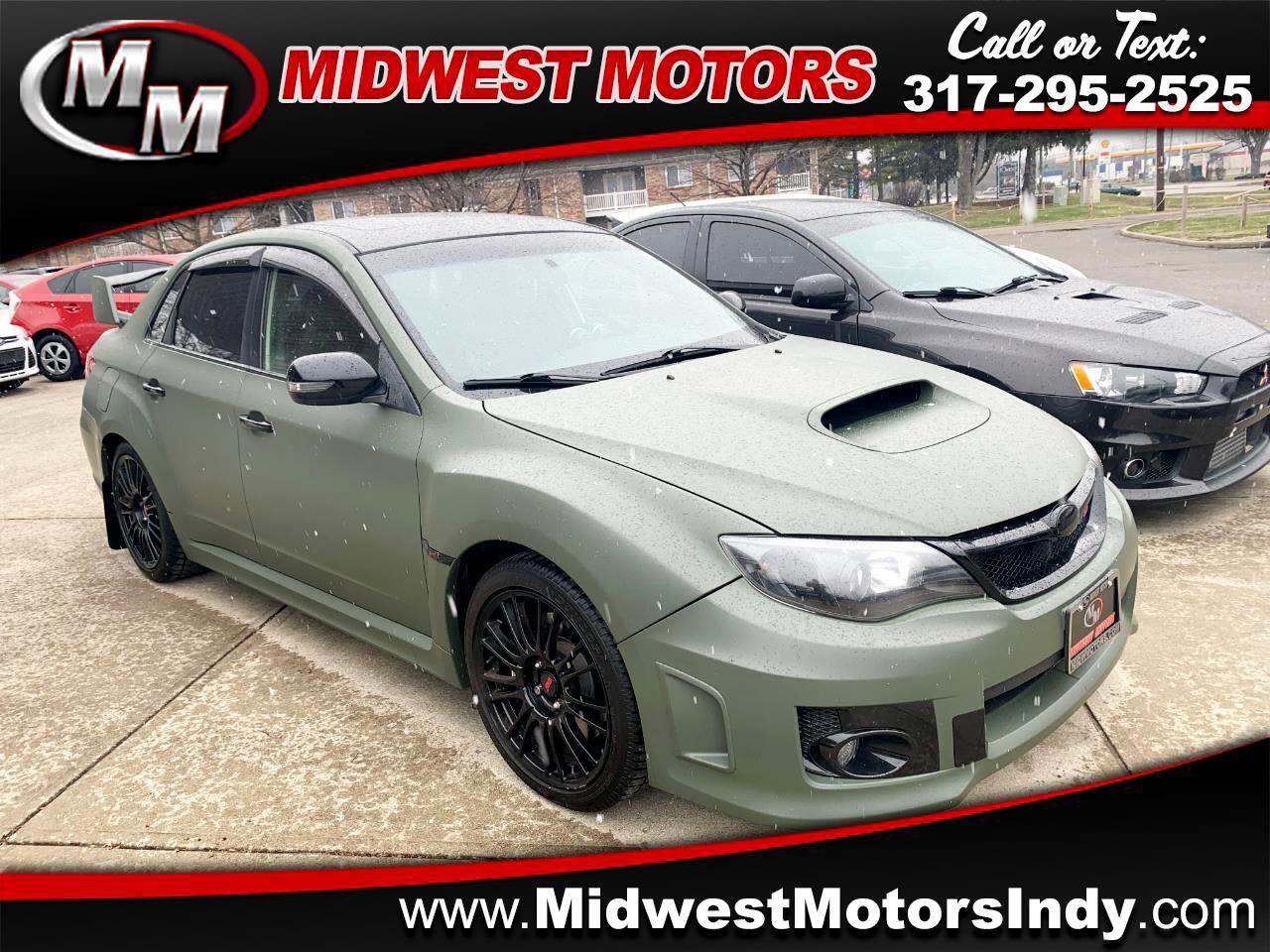 2014 Subaru Impreza WRX STI Sedan image