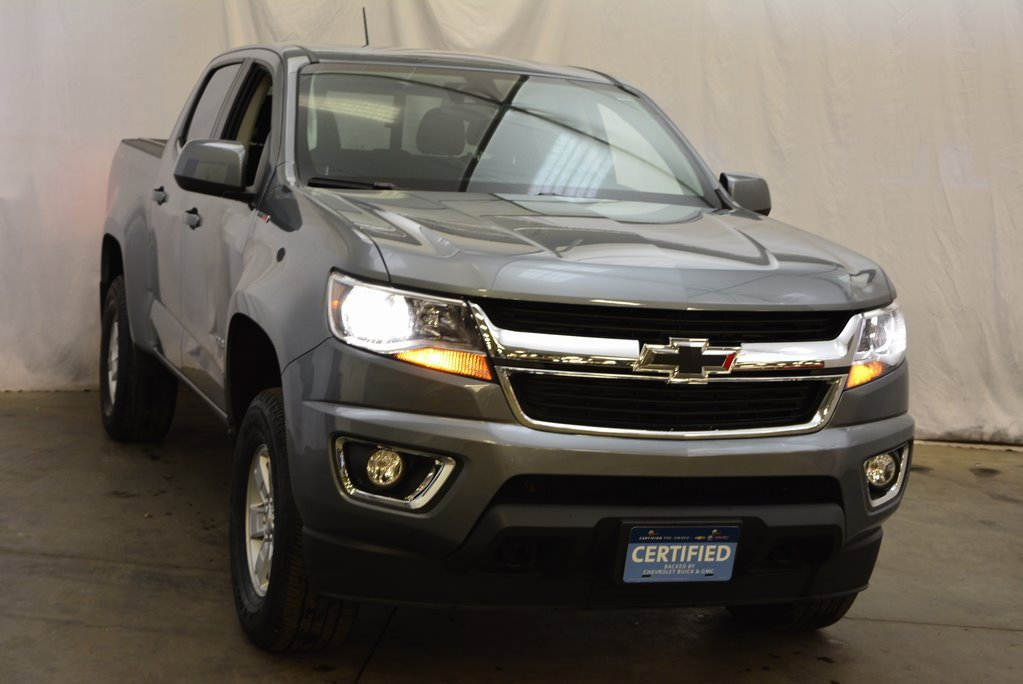 2018 Chevrolet Colorado LT image