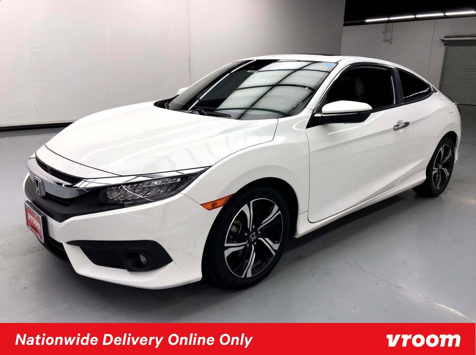 2017 Honda Civic Touring Coupe image